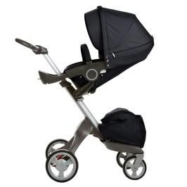 Stokke Xplory: cochecito de bebé para padres altos