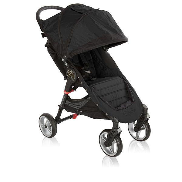 City Mini de Baby Jogger: ligero y resistente pero no reversible