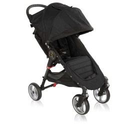 City Mini Baby Jogger: ligero y resistente pero no reversible
