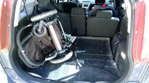 Borsino Baby en Mazda 5