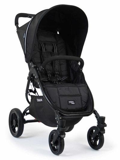 Valco Baby Snap 4: ¿cochecito de paseo o silla de segunda edad?
