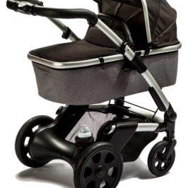 Heetee Mayfair: el cochecito de bebé del futuro ya está aquí