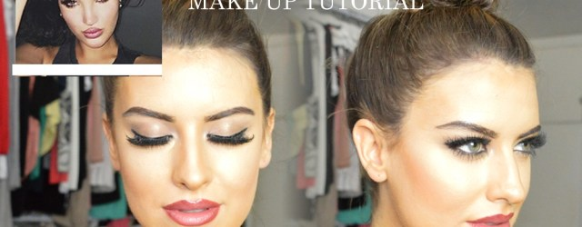 Natalie halcro make up tutorial by eleise beauty blogger