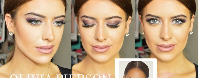 Oliva pierson make up tutorial eleise beauty blogger