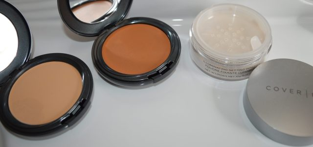 cover fx illuminating setting powder review