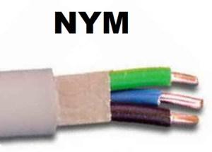 Кабель NYM 3х2,5, 3х1,5