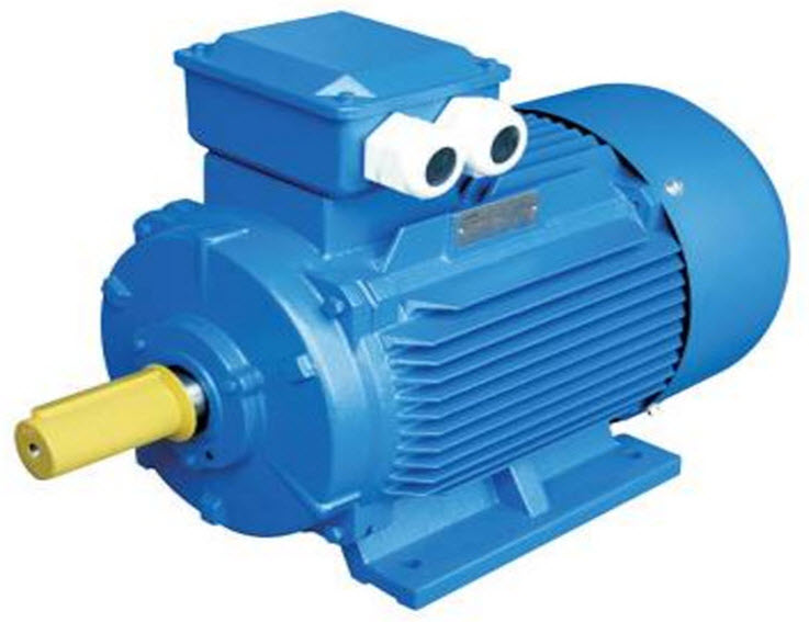 3-faset motor