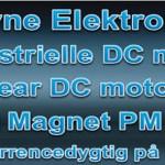 DC elektro motorer 3