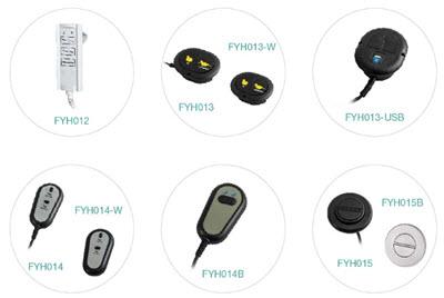linaer-aktuator Handset
