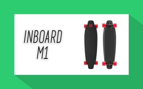Inboard M1 - Elektro Skateboard - elektrisches Skateboard - Elektro Skateboards - elektrische Skateboards - eboard - eskateboard