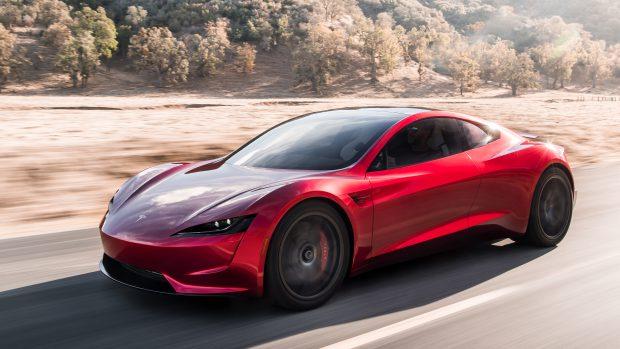 Tesla Roadster (2020) - Elektrischer Sportwagen