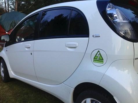 Elektroauto C-Zero www.Elektroautor.com