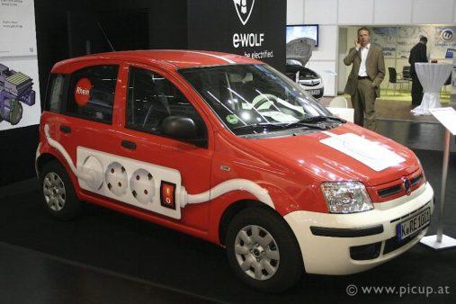 eCarTec 2011 Elektroauto 29