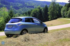 Renault ZOE energy-blue