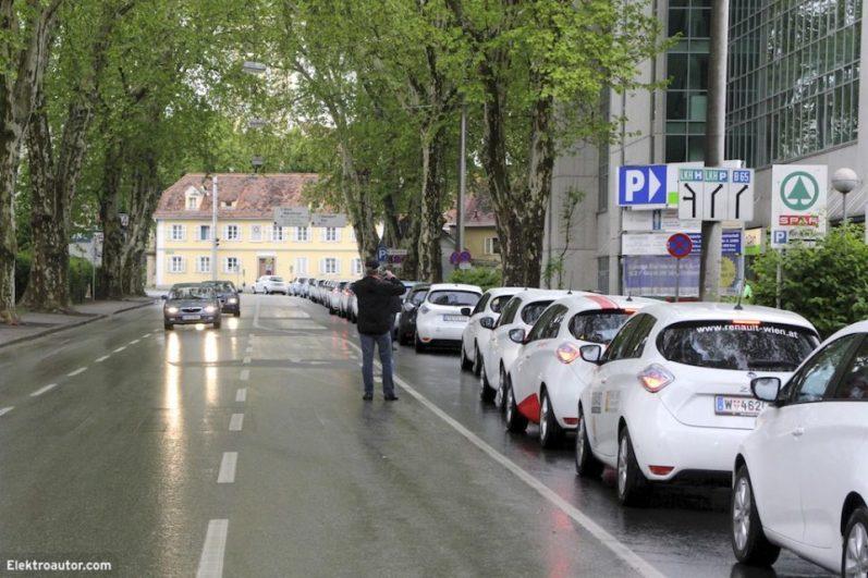 ZOE-Treffen Graz Elektroautor 35