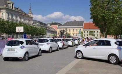 Treffpunkt in Klagenfurt beim Lindwurm 2