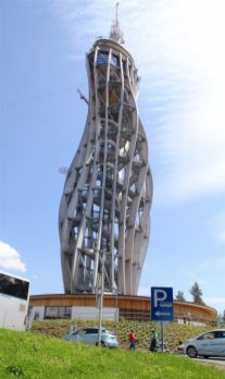 Turm am Pyramidenkogel 1