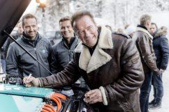 Kreisel Electric G-Klasse Schwarzenegger 08
