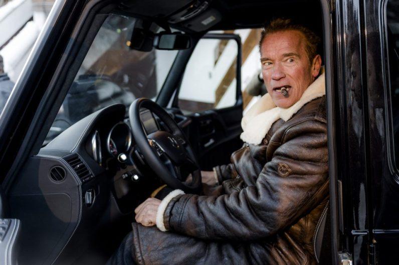 Kreisel Electric G-Klasse Schwarzenegger 09