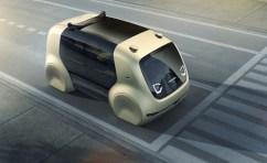 SEDRIC ? Konzeptfahrzeug des Volkswagen Konzerns und markenübergreifender Ideenträger.
