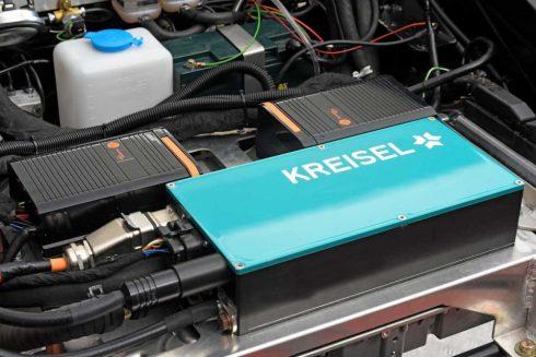 Kreisel EVEX 910e Detail 2 Coypright EVEX Fahrzeugbau GmbH