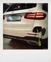 Mercedes mit B-Klasse Sports Tourer Electric Drive, Antrieb von Tesla, sehr gutes Auto...