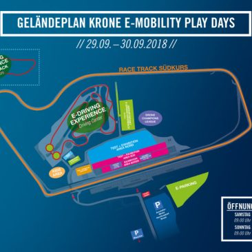 E-Mobility Play Days 2018_Lageplan