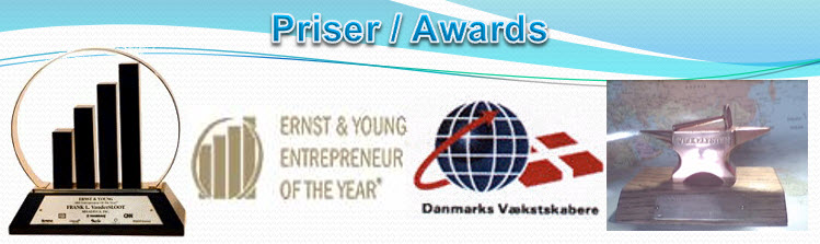 Awards, Entrepreneur of the year