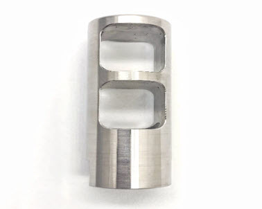 Complex CNC Electrochemical Machining