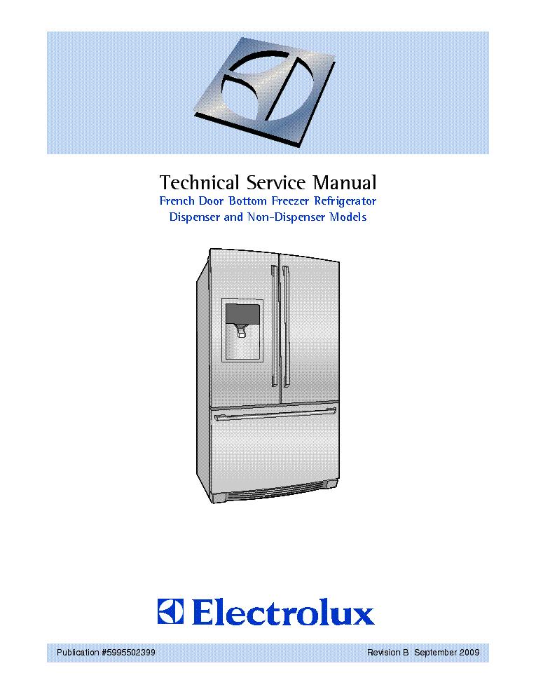 Frigidaire French Door Ice Maker Problems