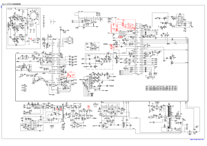 BEKO TELCHASSIS127CIRCUITDIAGRAM Service Manual