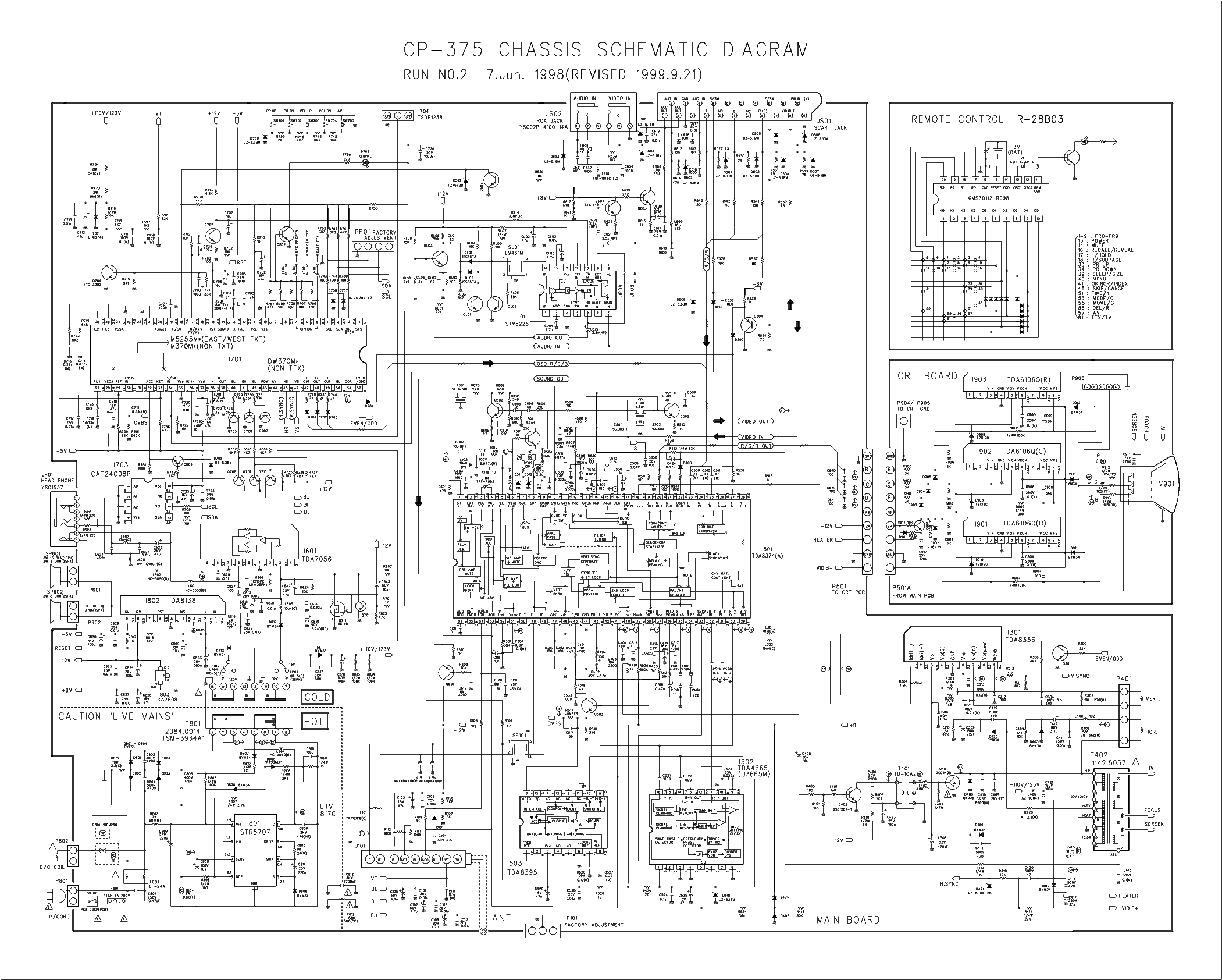 Daewoo Cp 375 Service Manual Download Schematics Eeprom