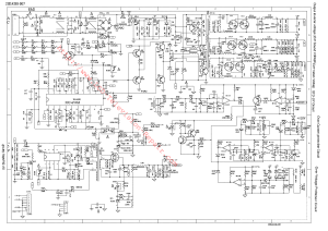 JSK 4330007 LCD TV POWER SUPPLY SCHEMATIC DIAGRAM Service