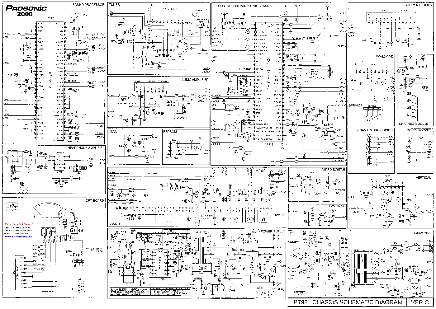 Tv Schematic