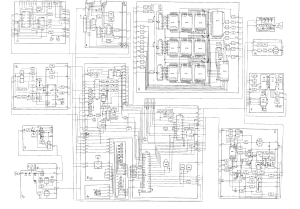 SONY KVFX29TD Service Manual download, schematics, eeprom