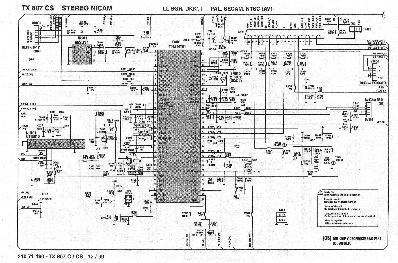 Thomson Tg782t Instruction Manual
