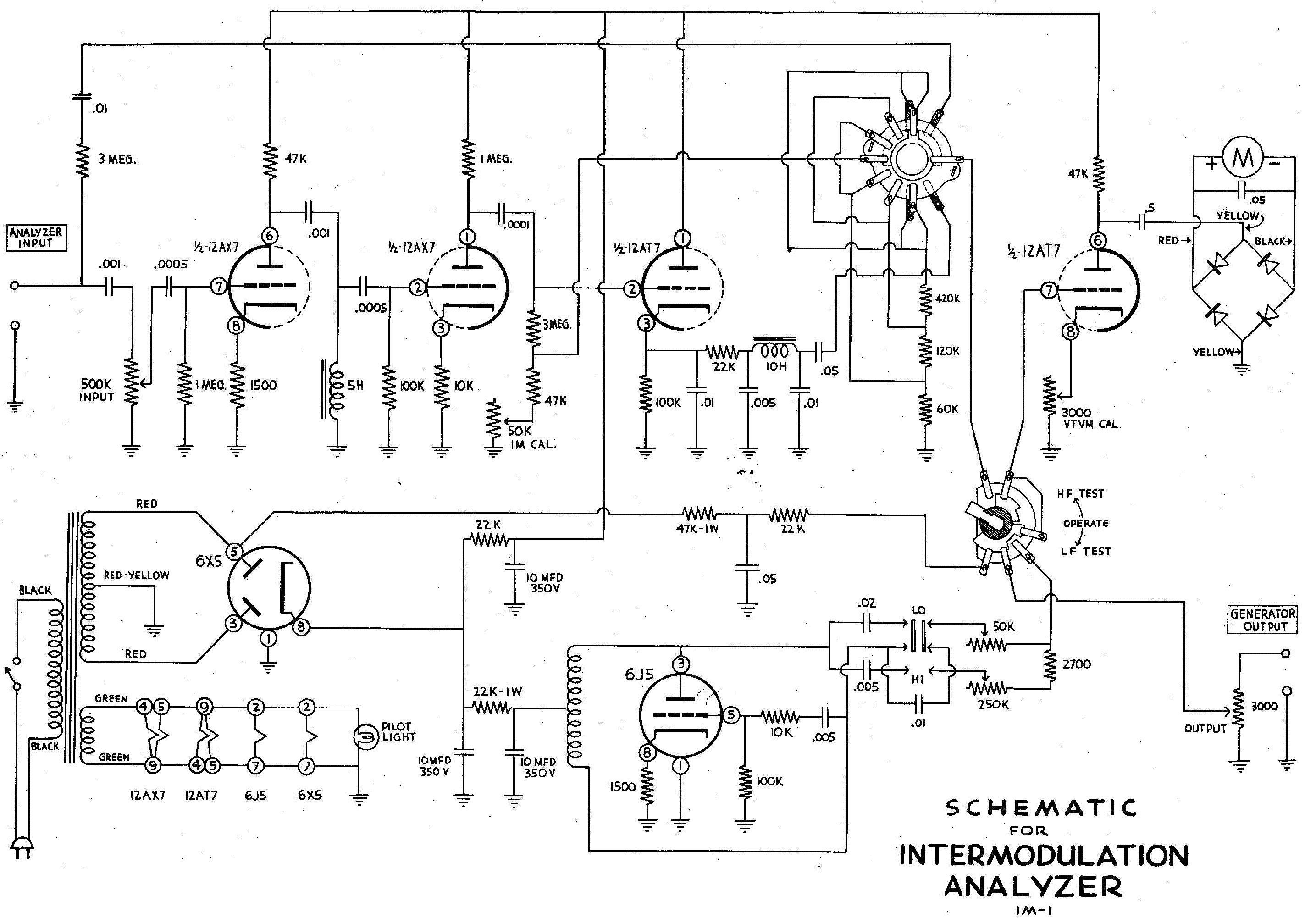 Heathkit Cointrack Gd Metal Detector Schematic