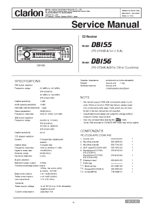Connection manual clarion cachedview clarion vx409