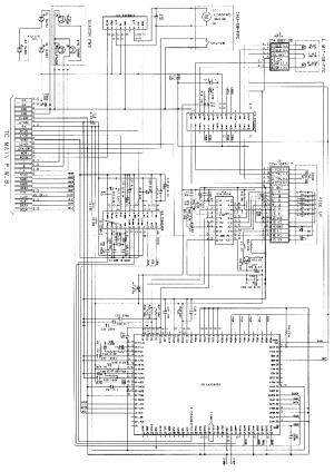 CLARION DRB3275V,E Service Manual download, schematics