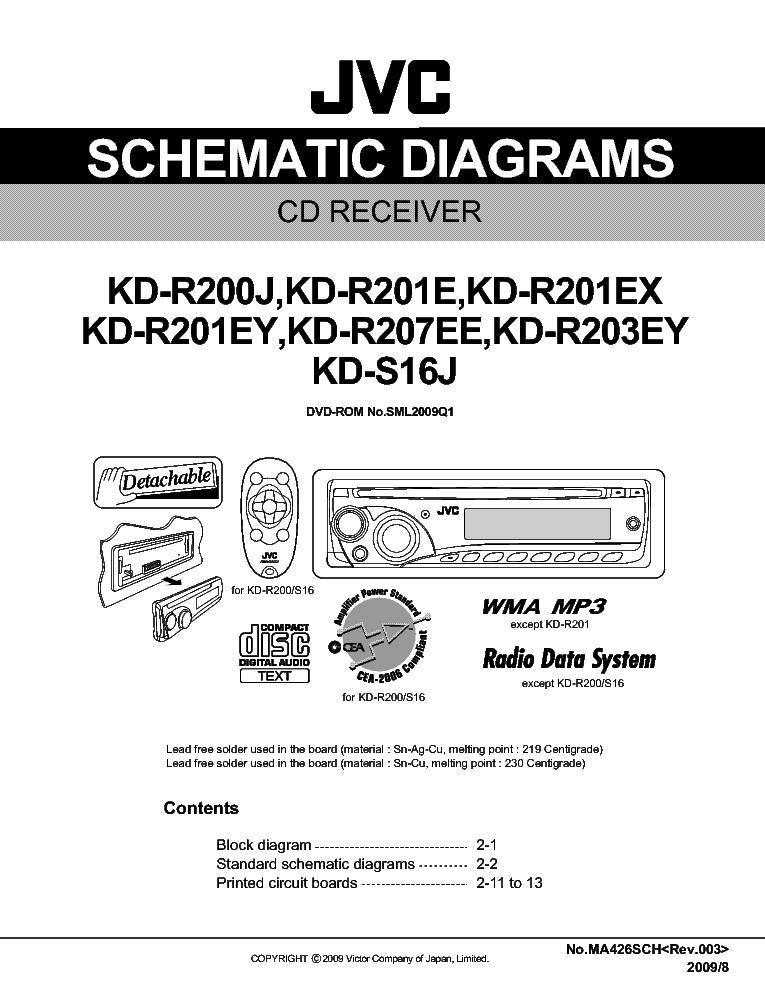 jvc_kd r200_r201_r203_r207_s16_schematic_diagrams.pdf_1?resize\=665%2C861\&ssl\=1 jvc kd s19 wiring diagram jvc wiring harness diagram, jvc stereo jvc kd r200 wiring diagram at mifinder.co