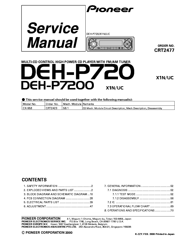 pioneer_deh p720_7200_sm.pdf_1?resize\\\=665%2C861 pioneer deh 1200mp wiring diagram & pioneer deh 1200mp wiring wiring diagram for a pioneer deh 15ub at reclaimingppi.co