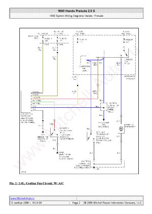 HONDAACCORD 199497 SYSTEMWIRINGDIAGRAMS Service Manual