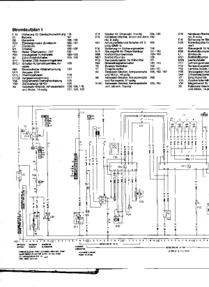 OPEL OMEGA WIRING DIAGRAM Service Manual download