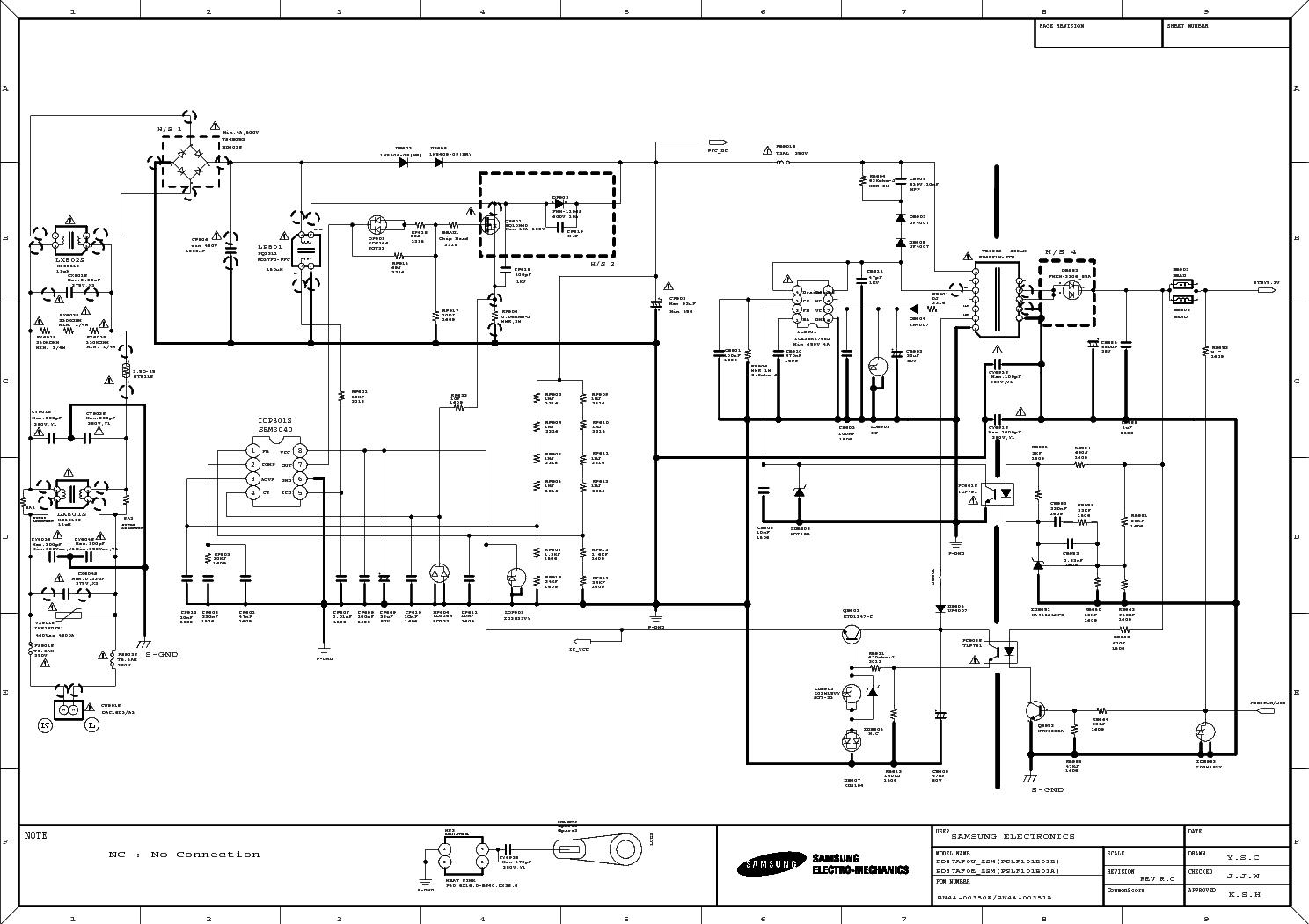 Samsung Bn44 A Service Manual Download Schematics