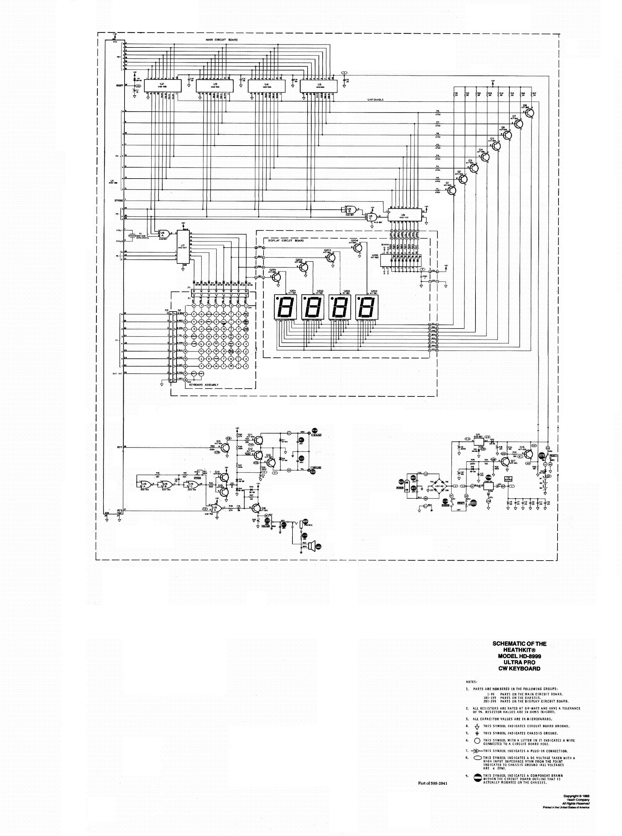 Heathkit Dx 60 Sch Service Manual Download Schematics