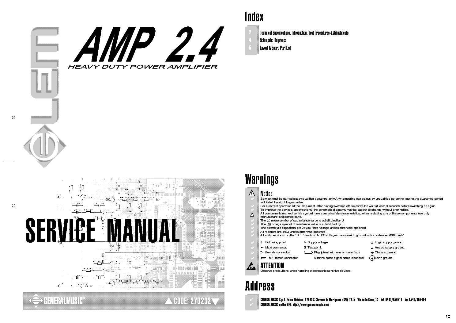 Lem Amp 2 4 Sm Service Manual Download Schematics Eeprom