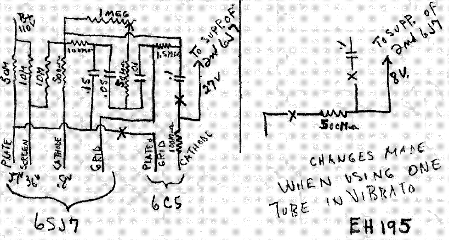 Gibson Ga 100 Bass Amp Schematic Service Manual Download