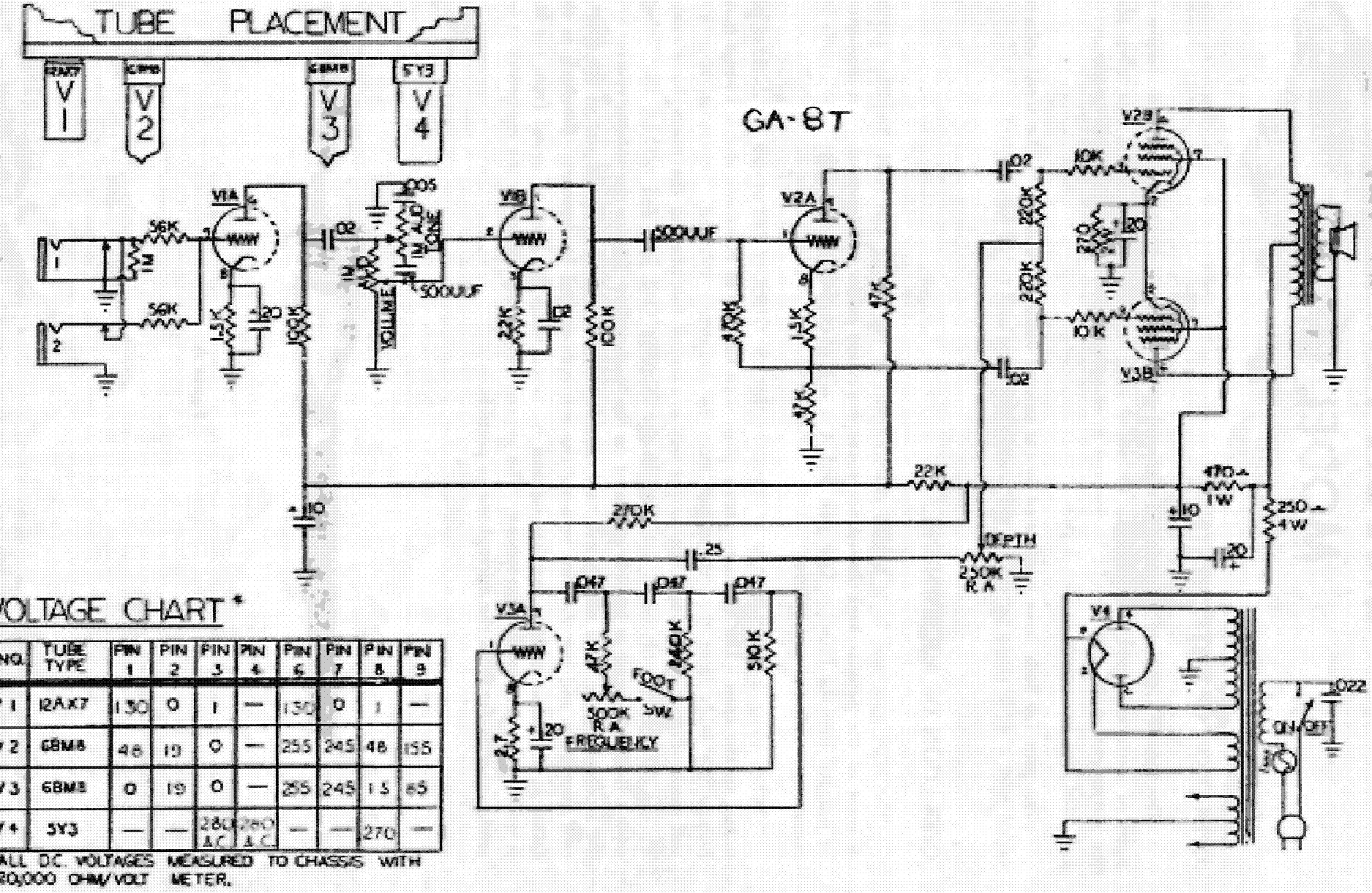 Ga Heating Schematic