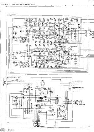 HARMAN KARDON AVR35RDS SCH Service Manual download