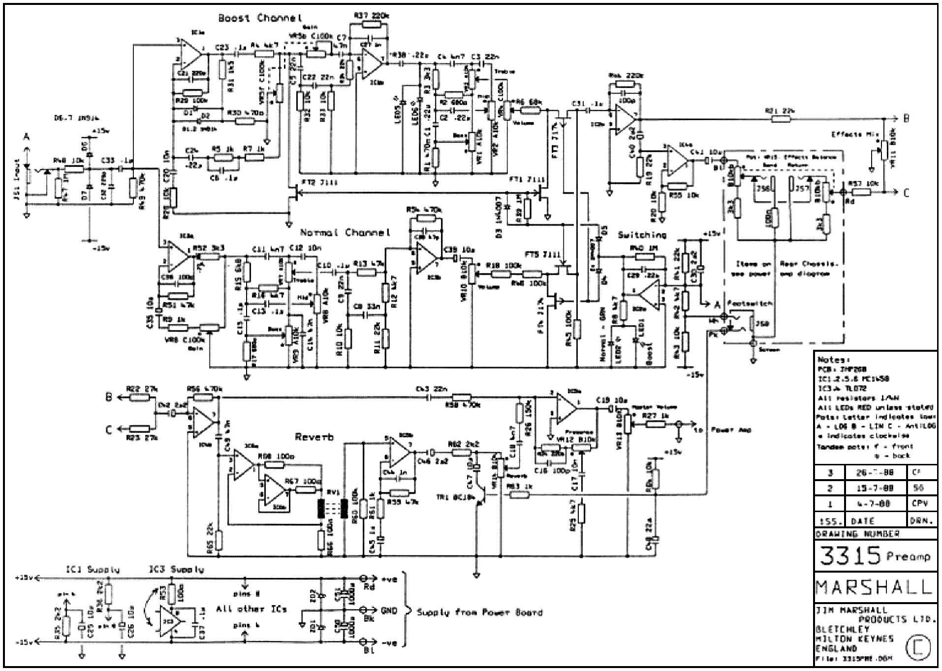 Dsl Circuit Diagram